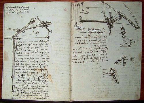Journal Leonardo da Vinci